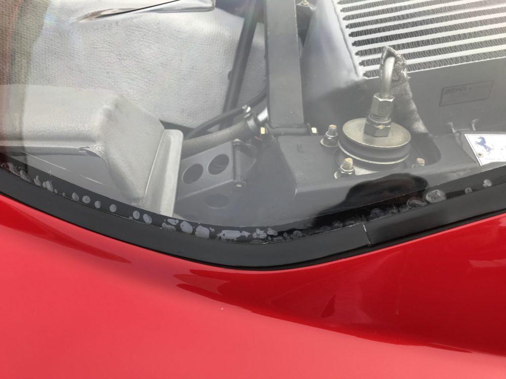 Ferrari F40 (fot. Piotr R. Frankowski / Automotyw.com)