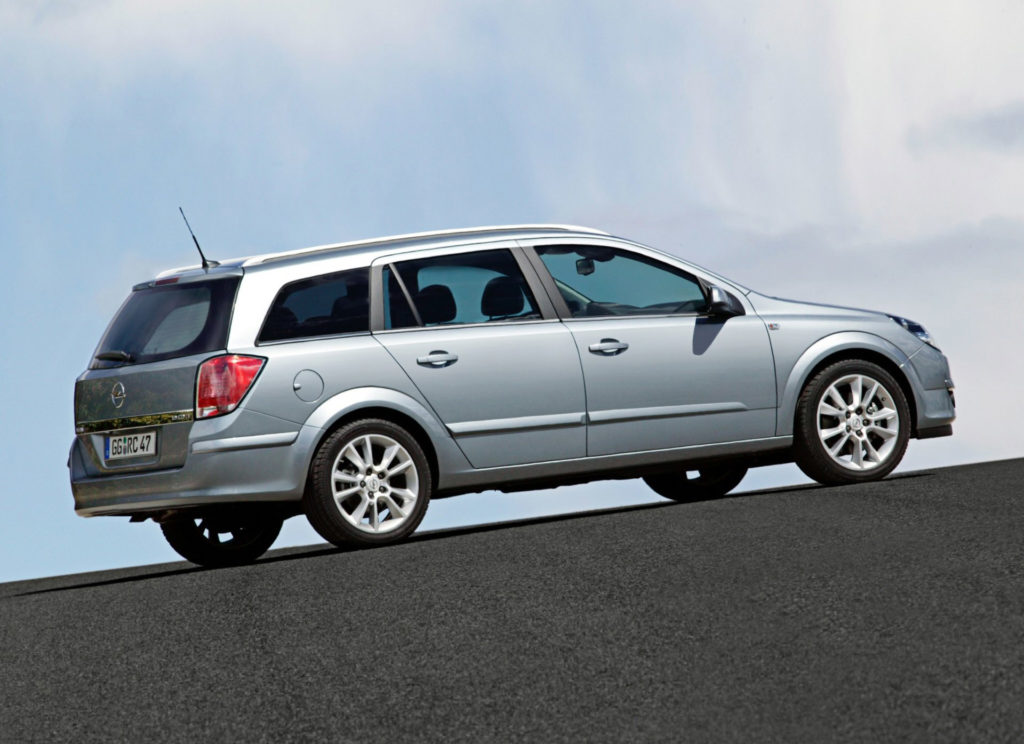 Opel Astra H 1.6 EcoTec
