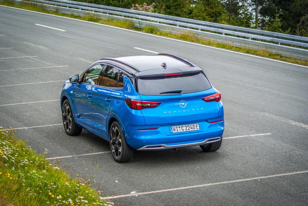 Opel Grandland (fot. Jakub Kornacki / Automotyw.com)
