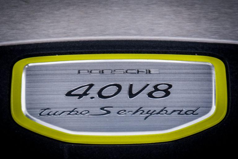Porsche Panamera Turbo S e-Hybrid Sport Turismo (fot. Jakub Kornacki / Automotyw.com)