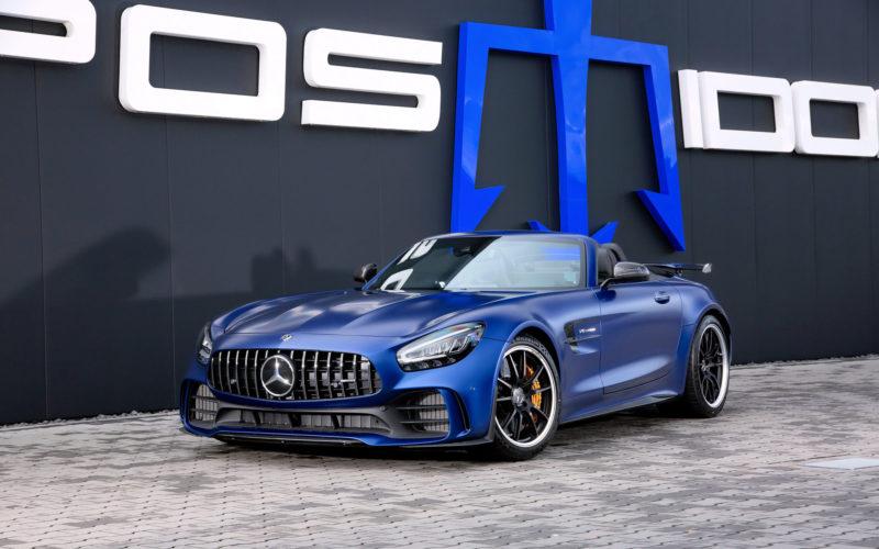Posaidon Mercedes-AMG GT R Roadster (fot. Posaidon)