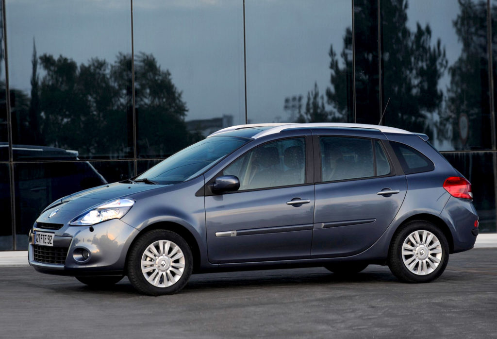 Renault Clio III 1.2 TCe