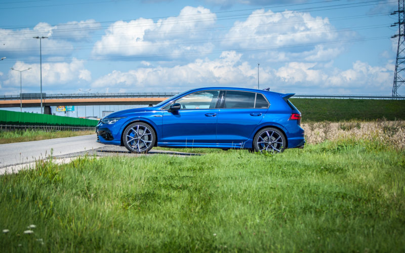 VW Golf R (fot. Jakub Kornacki / Automotyw.com)