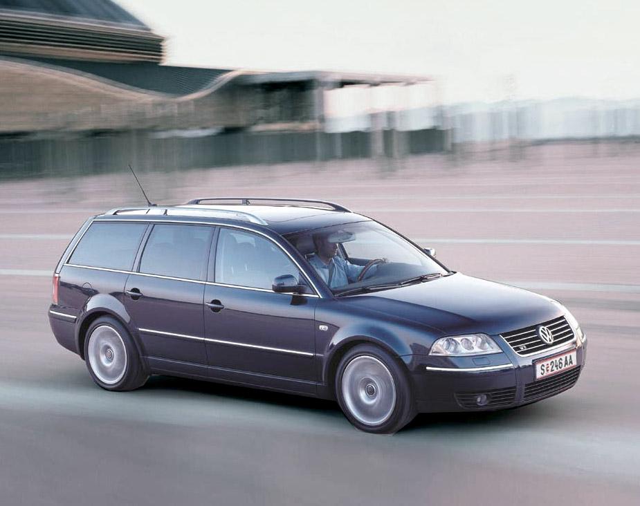 VW Passat B5 FL 2.5 TDI