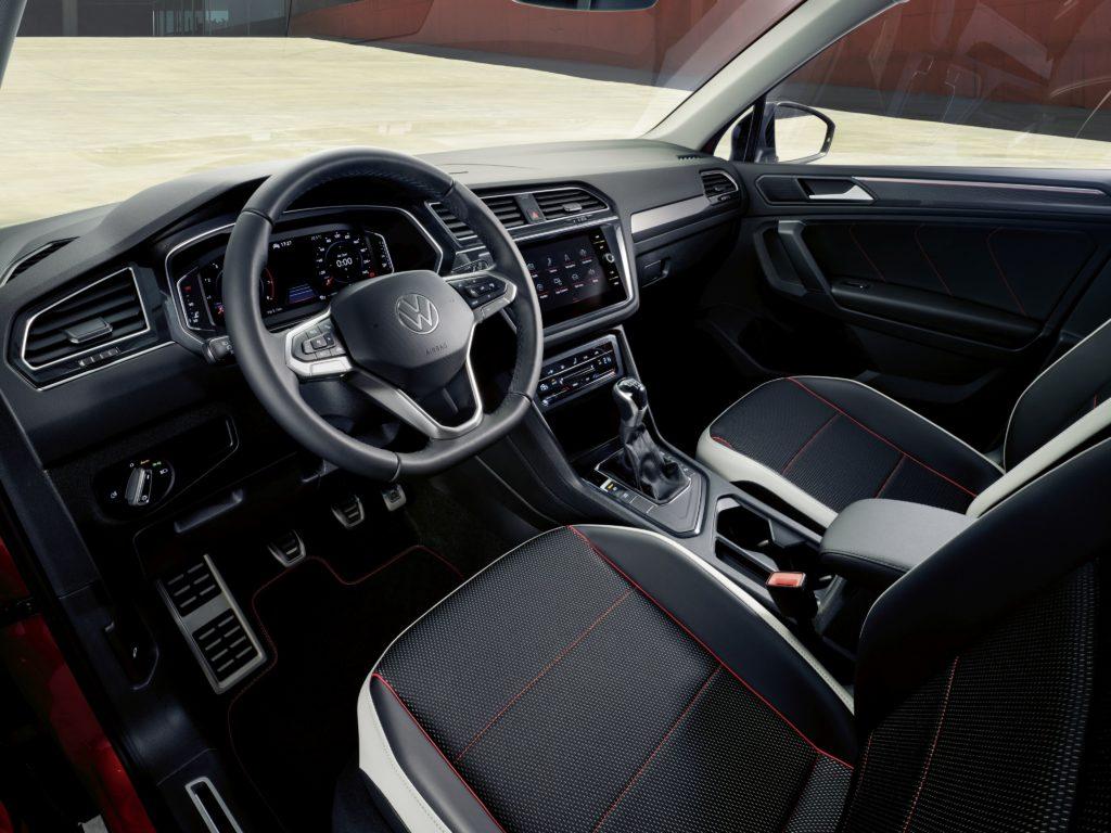 Volkswagen Tiguan Urban Sport (fot. VW)