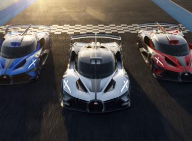 Bugatti Bolide (fot. Bugatti)