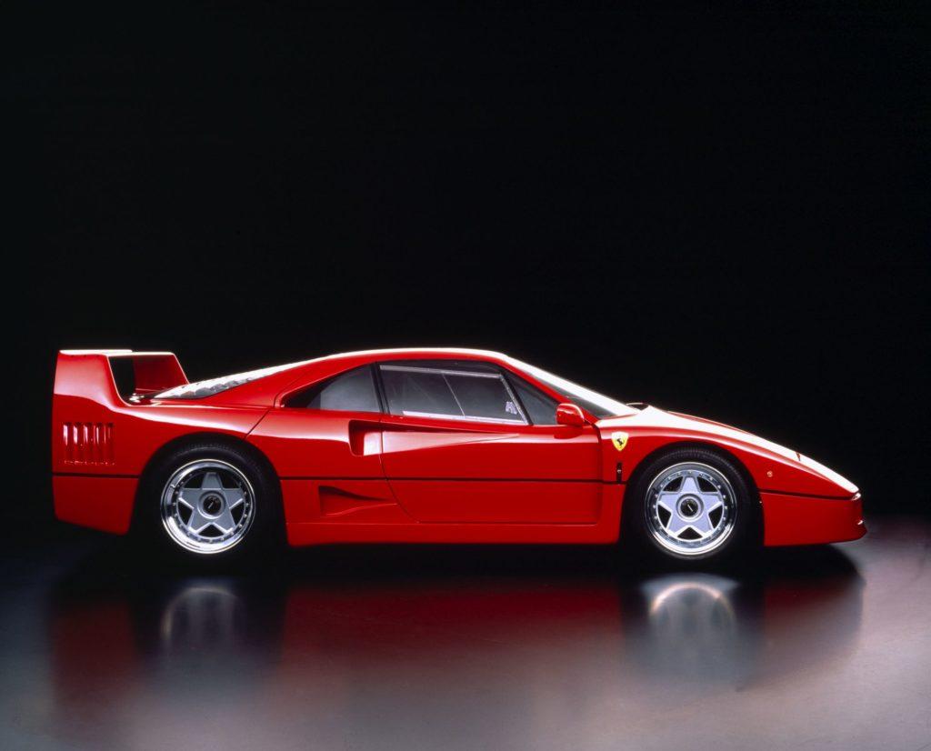 Ferrari F40 (fot. Ferrari)