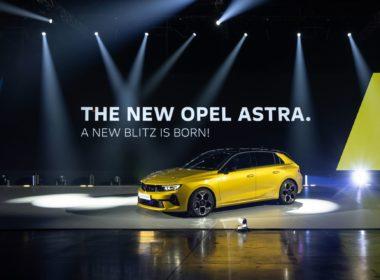 Nowy Opel Astra (fot. Opel)