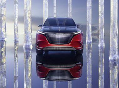 Concept Mercedes-Maybach EQS (fot. materiały prasowe producenta)