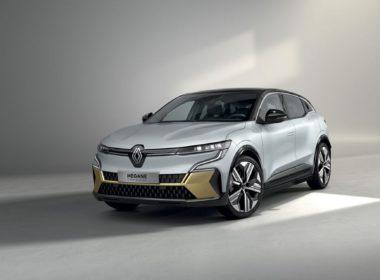 Renault Megane E-Tech Electric (fot. Renault)