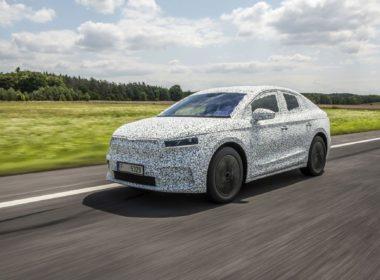 Škoda Enyaq Coupé iV (fot. Škoda)