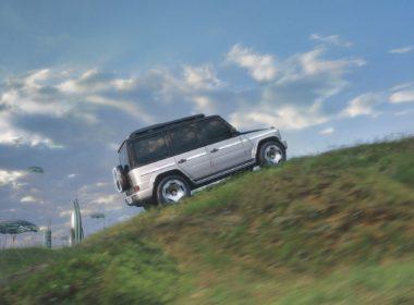 Mercedes-Benz Concept EQG (fot. materiały prasowe producenta)