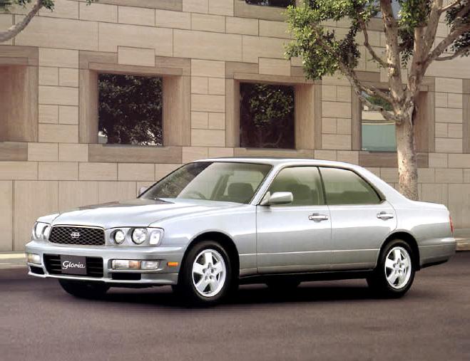 Nissan Gloria Gran Turismo