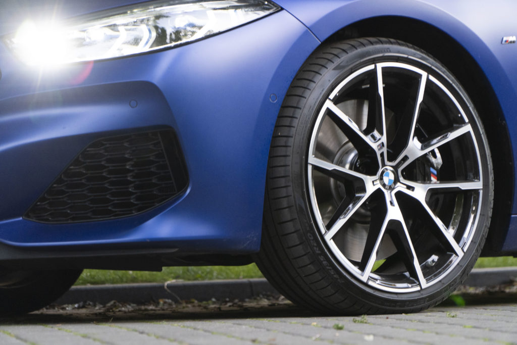 koła BMW M850i xDrive cabrio