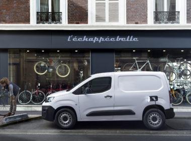 Citroën ë-Berlingo Van (fot. materiały prasowe producenta)