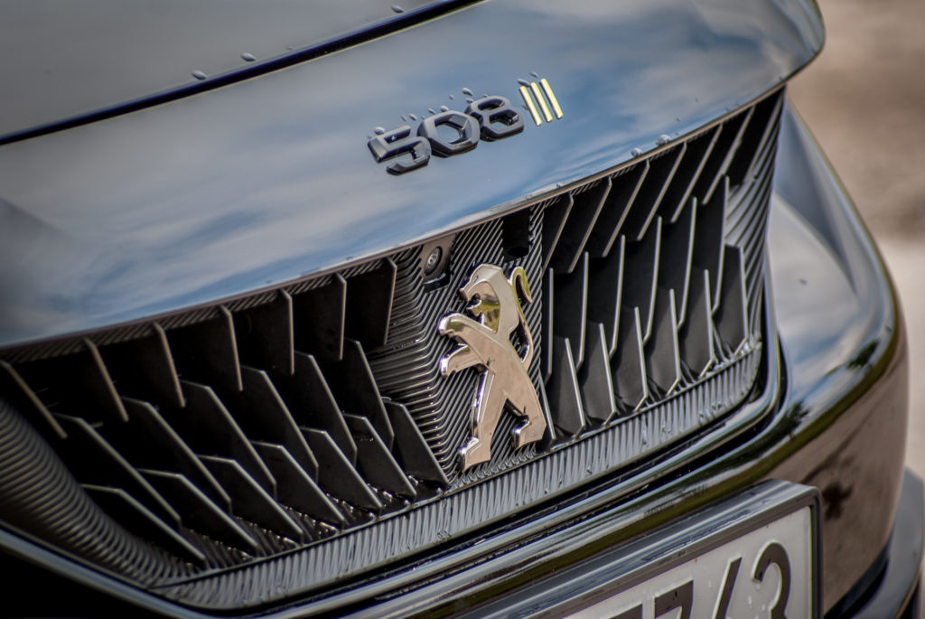 Peugeot 508 SW PSE (fot. Jakub Kornacki / Automotyw.com)
