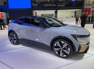 Renault Megane E-Tech Electric (fot. Łukasz Walkiewicz / Automotyw.com)