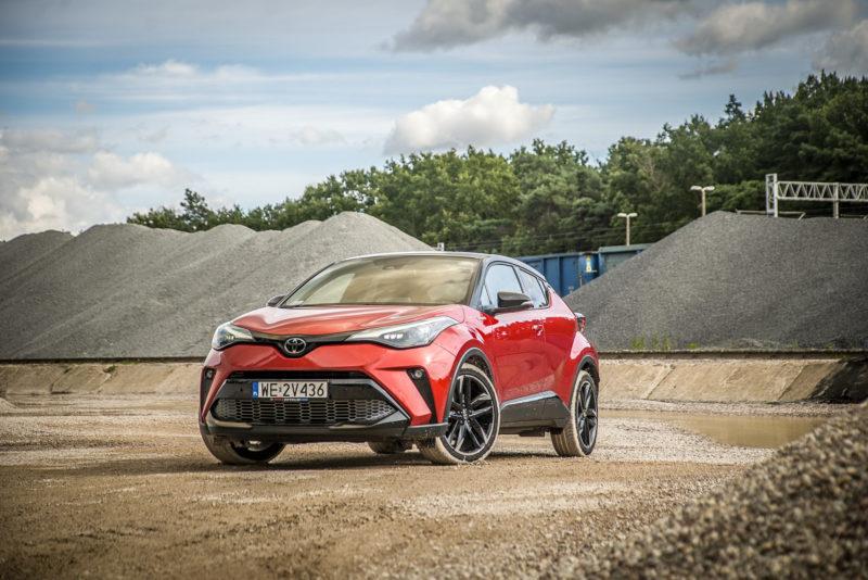 Toyota C-HR GR Sport (fot. Łukasz Walkiewicz / Automotyw.com)