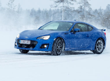 Subaru BRZ (fot. materiały producenta)