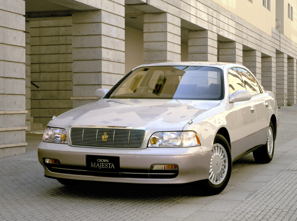 Toyota Crown Majesta C Type