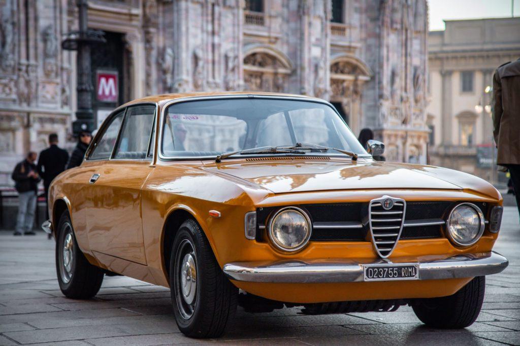 Alfa Romeo GT 1300 Junior (fot. Alfa Romeo)