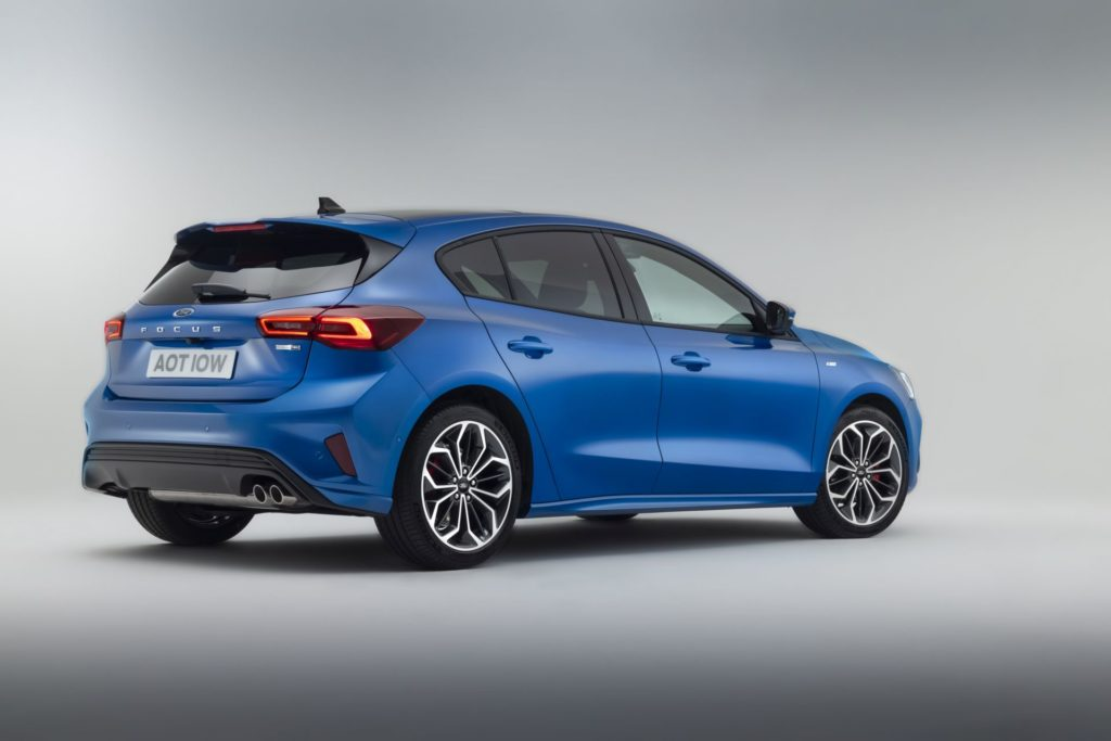 Nowy Ford Focus ST-Line (fot. Ford)