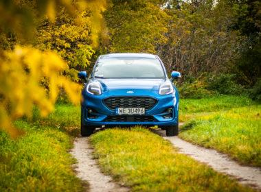 Ford Puma ST-Line 1.0 MHEV (fot. Jakub Kornacki / Automotyw.com)