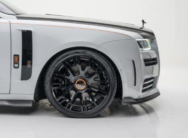 Rolls-Royce Ghost V12 od Mansory (fot. Mansory)