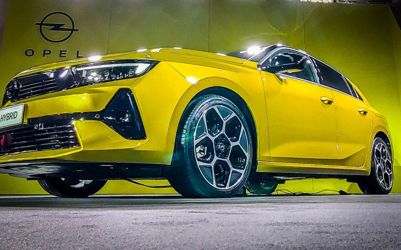 Nowy Opel Astra (fot. Jakub Kornacki / Automotyw.com)