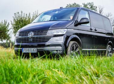 Volkswagen Multivan 6.1 Highline (fot. Łukasz Walkiewicz / Automotyw.com)