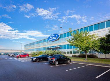 Zakłady Halewood należące do Forda (fot. Ford)