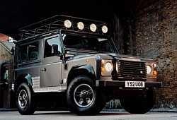 Land Rover Defender I
