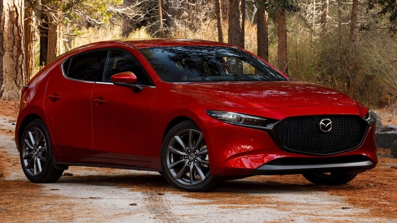 Mazda 3 IV