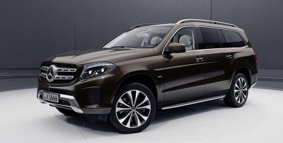 Mercedes GLS X166