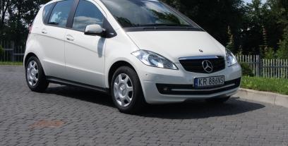 Mercedes Klasa A W169