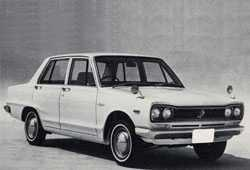 Nissan Skyline C10