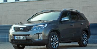 Kia Sorento II SUV Facelifting