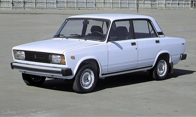 Łada 2105  21051 Sedan