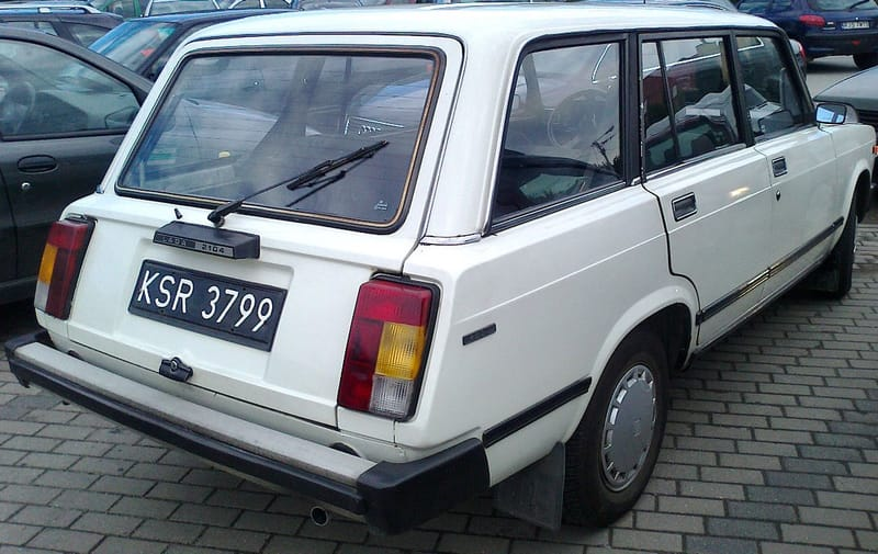 Łada 2105  21055 Kombi