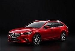 Mazda 6 III Kombi Facelifting 2016