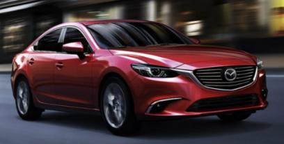 Mazda 6 III Sedan Facelifting 2016