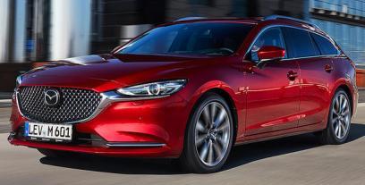 Mazda 6 III Sport Kombi Facelifting 2018