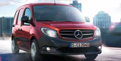 Mercedes Citan  Mixto Ekstradługi