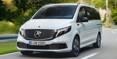 Mercedes EQV  A3