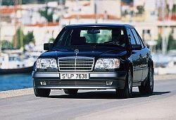Mercedes W124  Sedan