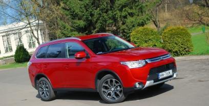 Mitsubishi Outlander III SUV Facelifting