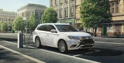 Mitsubishi Outlander III SUV PHEV Facelifting 2020