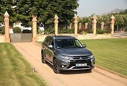 Mitsubishi Outlander III SUV PHEV Facelifting