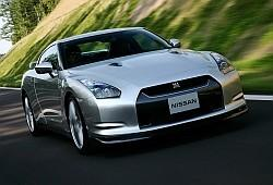Nissan GT-R  Coupe Facelifting