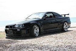 Nissan Skyline R34 Coupe